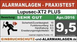 Lupusex_XT2_Testlogo-Alarmanlage-Praxistest