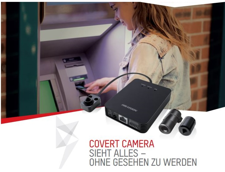 HIKVISION Covert